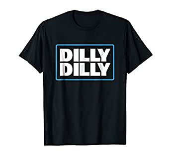 ba9897964 Amazon.com: Bud Light Official Dilly Dilly T-Shirt: Clothing
