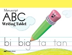 (ABC Writing Tablet)