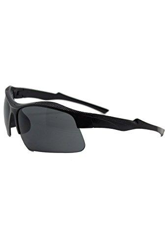 Frame soleil Finecy In Homme Lunettes de Black unique with Black Lens taille q1p41RB