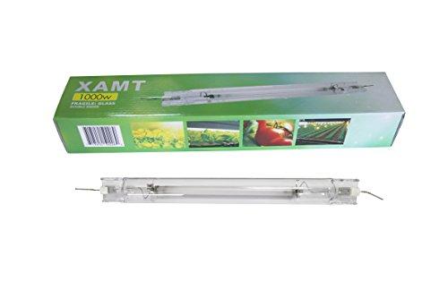 XAMT 1000 Watt Double Ended Enhanced Performance High Pressure Sodium Hps Grow Light Bulb 2000K