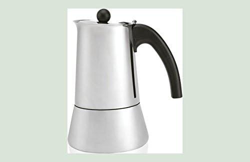 Ambit M104971 - Cafetera INOX para 10 Tazas: Amazon.es: Hogar