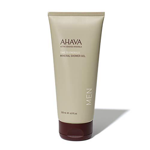 AHAVA Men's Mineral Shower Gel, 6.8 Fl Oz (Gel Ahava Skin)
