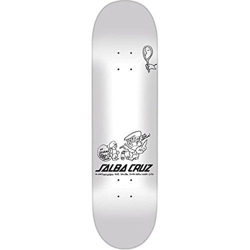 Santa Cruz Salba Gonz X Salba Cruz Popsicle Skateboard Deck, Assorted, 32