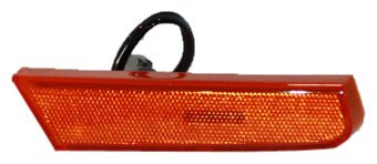 TYC 18-5839-00 Nissan Xterra Passenger Side Replacement Side Marker Lamp