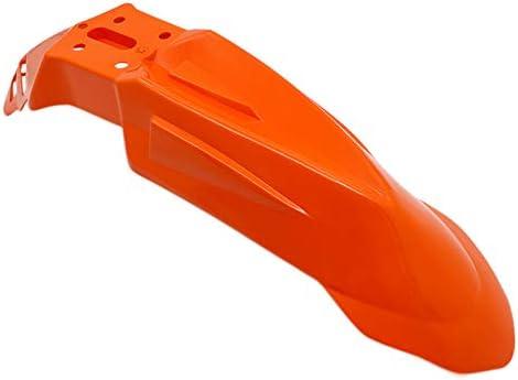CXJUN Garde-boue avant universel pour moto Splash Fender Garde-boue avant en plastique