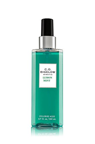C.O. Bigelow Lemon Mint Cologne Spray 6.7 Oz (Spray Cologne Mint)