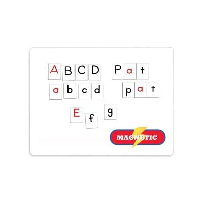 Primary Concepts, Magnetic Alphabet Tiles Learning Kit: Industrial & Scientific
