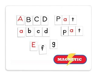 Primary Concepts, Magnetic Alphabet Tiles Learning Kit
