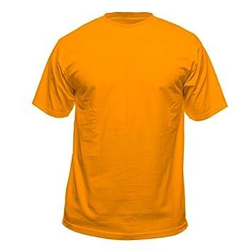 Valento Basic Cuello Redondo, Camiseta, Amarilla, Talla XL: Amazon.es: Deportes y aire libre