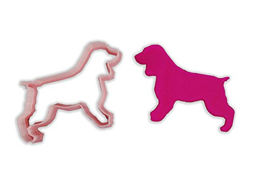 Cocker Spaniel Dog Breed Cookie Cutter - LARGE - 4 Inches