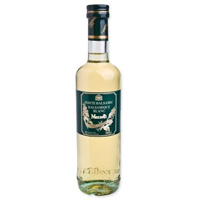 Mazzetti Bianco - Italian White Wine Sweet Balsamic Vinegar - 500 mL