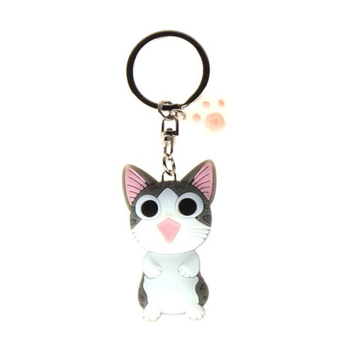 - Chi's sweet home keychain Japanese Anime Christmas gift strap charm
