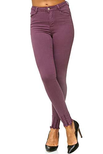 Femme Pantalon Lilas Elara Pantalon Elara 1zwaaF