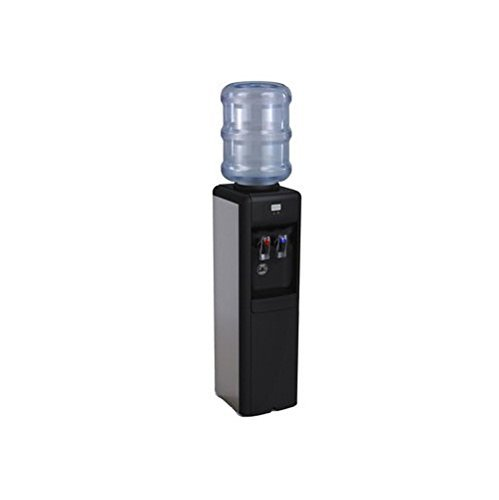 Aquverse 5H Commercial-grade Stainless-steel Top-load Water Dispenser, Heavy-grade Construction, Patented Leak Prevention, & Stainless-steel Tanks (5H)
