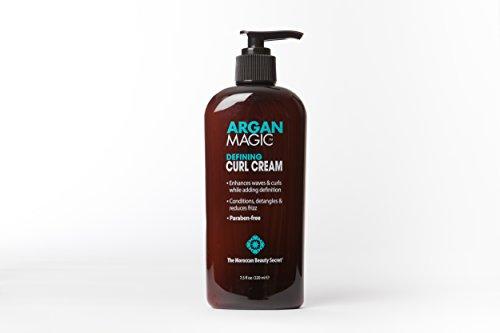 Ginseng Biotin Hair Gel (Curl Cream)