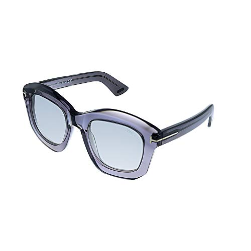 Sunglasses Tom Ford FT 0582 Julia- 02 20C grey/other / smoke mirror