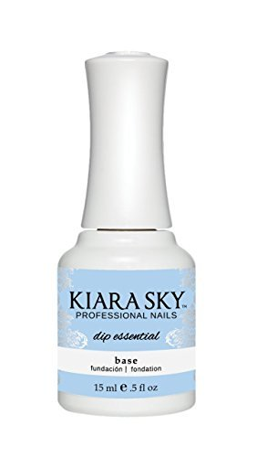 KIARA SKY DIP ESSENTIALS BASE 15ML/0.5OZ by Kiara Sky Professional Nails