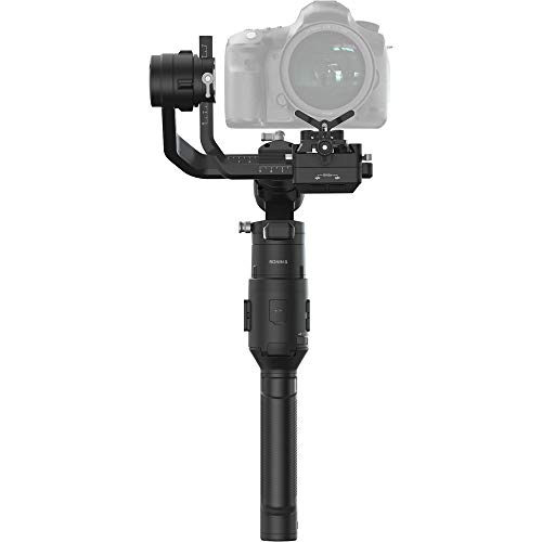 DJI Ronin-S Essentials Kit Handheld 3-Axis Gimbal Stabilizer with All-in-one Control for DSLR and Mirrorless Cameras Starters Bundle - CP.RN.00000033.01 by DJI (Image #4)