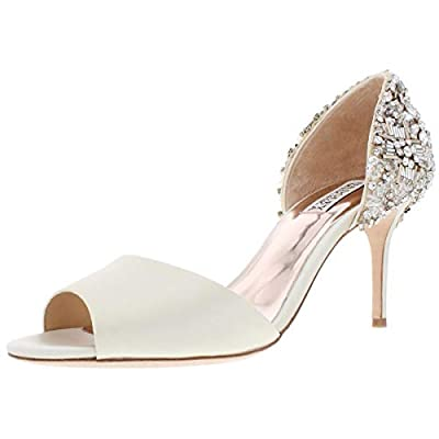 Badgley Mischka Women's Sandie Pump
