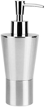 304ステンレス鋼の石鹸ディスペンサーの副びん、携帯用プッシュタイプ手の消毒剤のシャンプーの洗浄のシャワーのゲルの空のびん barir