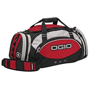 Ogio All Terrain Duffle Bag (Red) by Ogio
