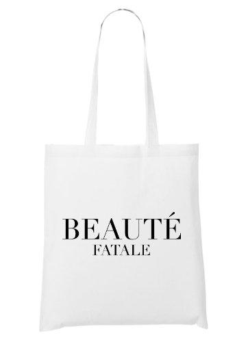 Bianco Beautè Fatale Sacchetto Fatale Beautè Sacchetto Beautè Bianco Sacchetto Bianco wTqIr5q1