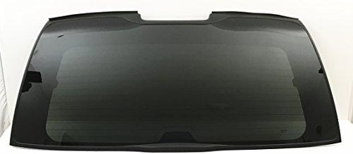 Fits 2000-2005 Chevrolet Tahoe Suburban (1500 2500 ) Back Liftgate Window Glass Rear Heated ()