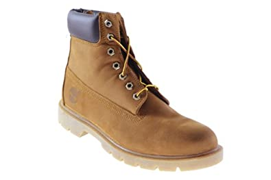 Timberland 6 Inch Basic Men's Boots Rust 19076