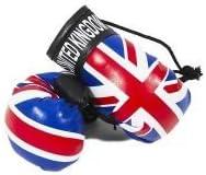 ENGLAND ENGLISH FLAG Mini Boxing Gloves *NEW*