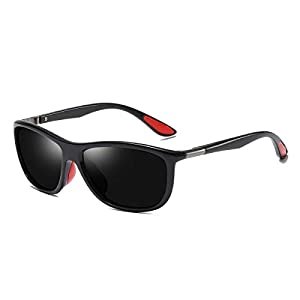 BVAGSS Classic Polarized Sunglasses for Men Outdoor Sports Eyeglasses Anti-UV US-WS068