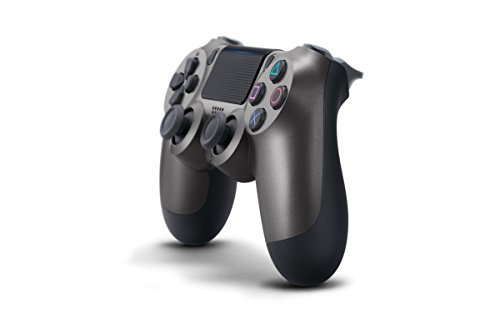 DualShock 4 Wireless Controller for PlayStation 4 - Steel Black 4