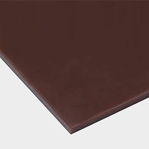 日本製 アクリル板 ブラウン片面マット 艶けし(キャスト板) 厚み3mm 450X1100mm 縮小カット1枚無料 カンナ・糸面取り仕上(エッジで手を切る事はありません)(キャンセル返品不可)