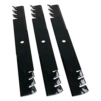 6-Pack Mulching blades For Ariens Gravely 052929 08866900 886690 52929