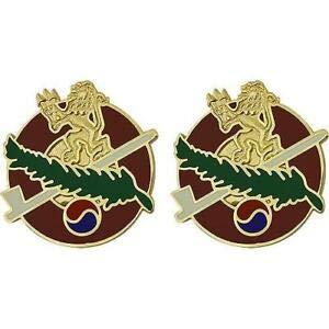 Amazon com: New US Army 345th Support Battalion Vanguard