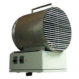 TPI H3H5505T Series 5500 Wash-down Fan Forced Unit Heater, 5 KW, 17100 BTU - 17100 Series
