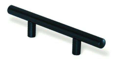 Siro 45-146 European Railing Collection 863 mm. Matte Black Bar Pull