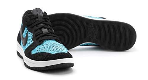 S Flyknit Scarpe Nero chlorine Da '' Blu Uomo Dunk Basket Nike UTnxEIqw