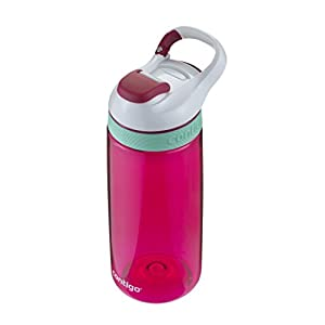 Contigo Auto Seal Courtney Kids & Tweens Water Bottle, 20 oz, Sangria