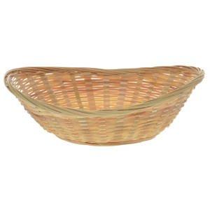 10 x 7 x 2 1/5 Bamboo Gift Basket
