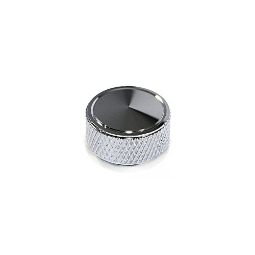 Assault Racing Products A2183 Chrome Aluminum Air Cleaner Nut 1/4″-20