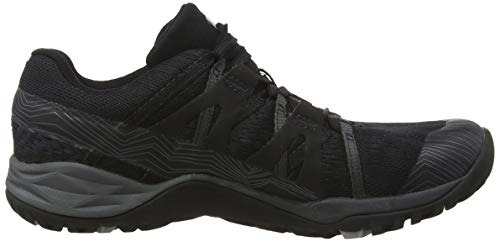 Femme Noir Black Merrell Black Chaussures Siren de Q2 GTX Randonnée Mesh E Basses Hex Px7qvwPFA