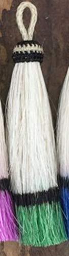 Horse Hair Tassels, 4.5