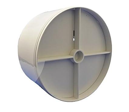 """Válvula Antirretorno 1231 para Conducto de 125 mm/5"""""""