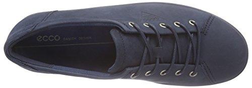 Basses 0 Bleu Soft Ecco Sneakers 2 marine02038 Femme qOWIcw7cS