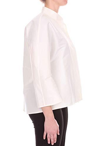 Viscosa S182607va154606 Chaqueta Blanco Mujer Botondi wB5qtAA