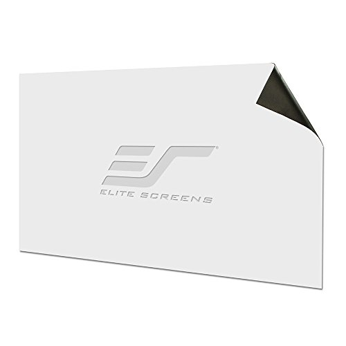 - Elite Screens Insta-DE Series, 364-inch 4:30, Wall Covering Dry Erase Marker WhiteBoard Projection Screen, Model: IWB4X30HW