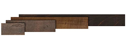 AS-IS BRAND Wood Walls (RAW-ISH) - Glue & Stick Aged Wood Planks (20 Sq. Ft) by AS-IS (Image #5)