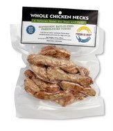 Fresh Is Best Freeze Dried Raw Chicken Treats for Dogs & Cats (Chicken Necks)