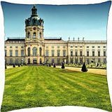 charlottenburg castle - Throw Pillow Cover Case (18