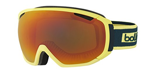 Bolle Yellow Lens (Bolle Tsar - Matte Yellow/Teal, Sunrise, One Size)